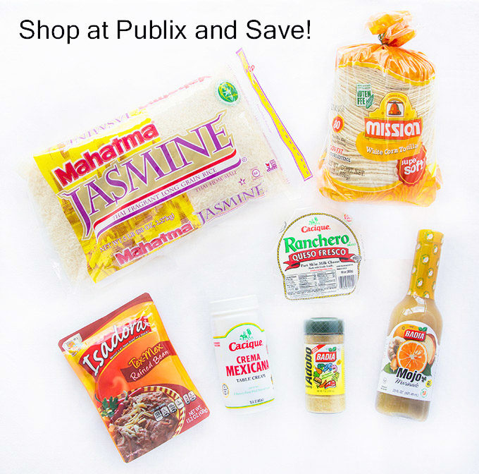 Items on sale at Publix