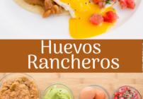 Pinterest image for Huevos rancheros