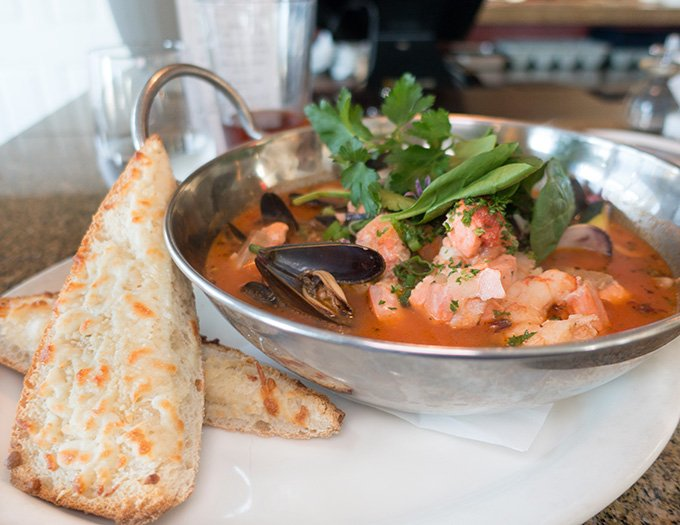 visit whidbey island and a penn cove seafood stew recipe chef dennis