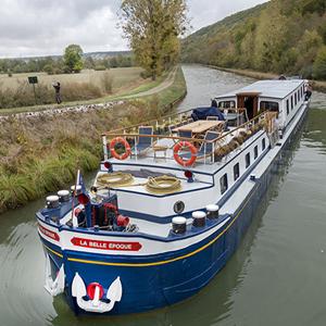 Visit Northern Burgundy on a European Waterways Hotel Barge Cruise