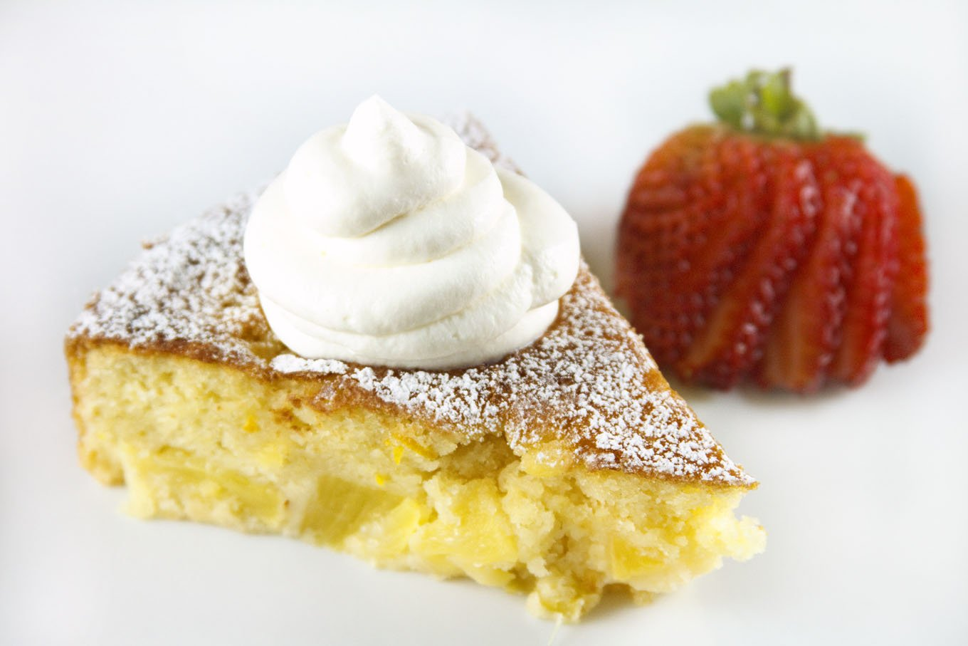 How To Make A Pineapple Butter Cake Chef Dennis