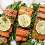 Marinated Grilled Salmon - A Healthy and Delicious Recipe