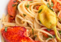 pinterest image for lobster fra diavolo bianco