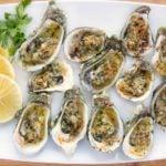 Garlic Oysters – A Restaurant Classic
