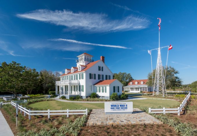 coast guard station and home front museum