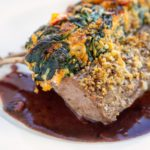 Stuffed Rack of Lamb - Restaurant Style Cooking at Home