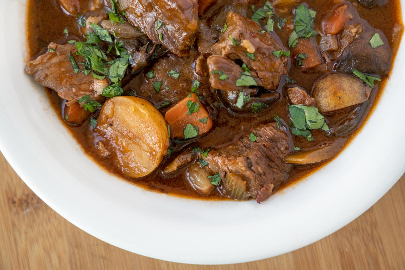 Authentic Killarney Guinness Beef Stew Chef Dennis
