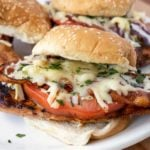 The Ultimate Grilled Chicken Sandwich