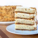 Four Layer Banana Crunch Cake Recipe