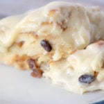 Best Bread Pudding Recipe with Cream Cheese Frosting