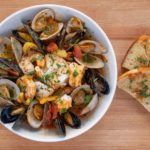 Spicy Spanish Seafood Stew Recipe