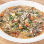 Tuscan Bread Soup - Authentic Ribollita Recipe