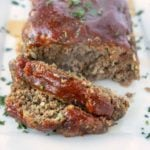 Diner Style Meatloaf Recipe - An American Classic