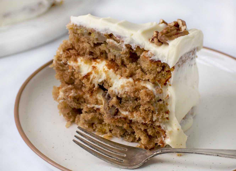 Restaurant Style Hummingbird Cake - Southern Classic | Chef Dennis