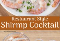 pinterest image for shrimp cocktail
