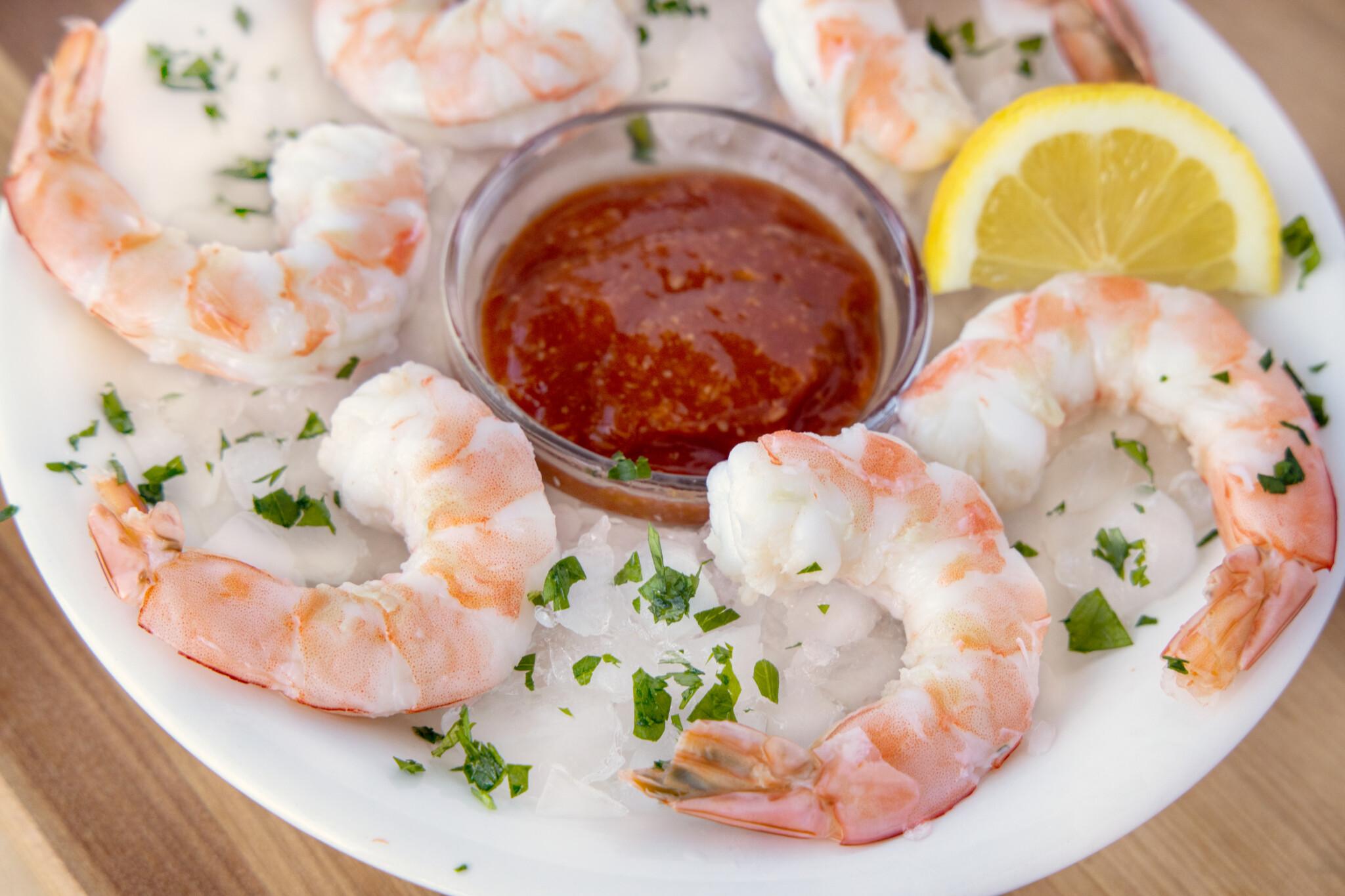 Restaurant Style Shrimp Cocktail