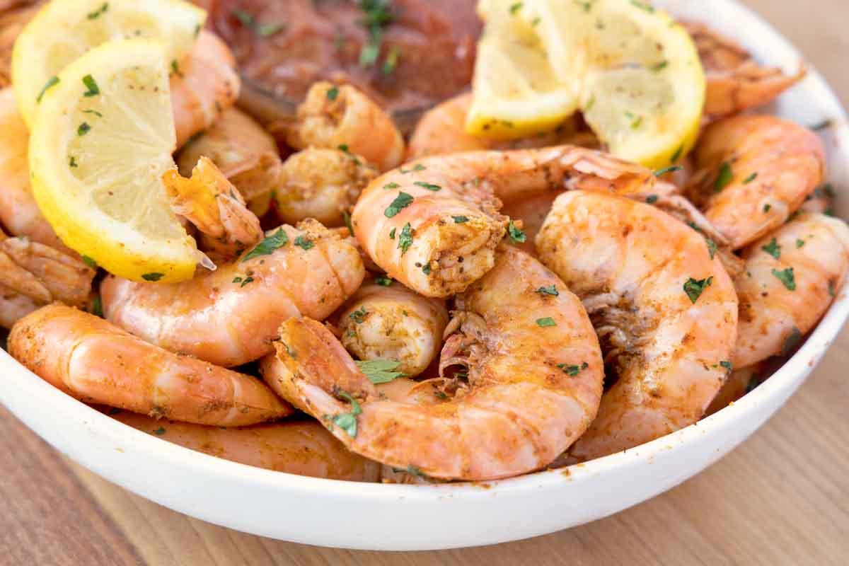 Restaurant Style Peel and Eat Shrimp