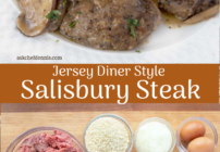 pinterest image for salisbury steak